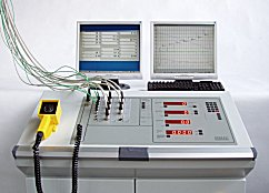 Control desk with inputs for additional measurements